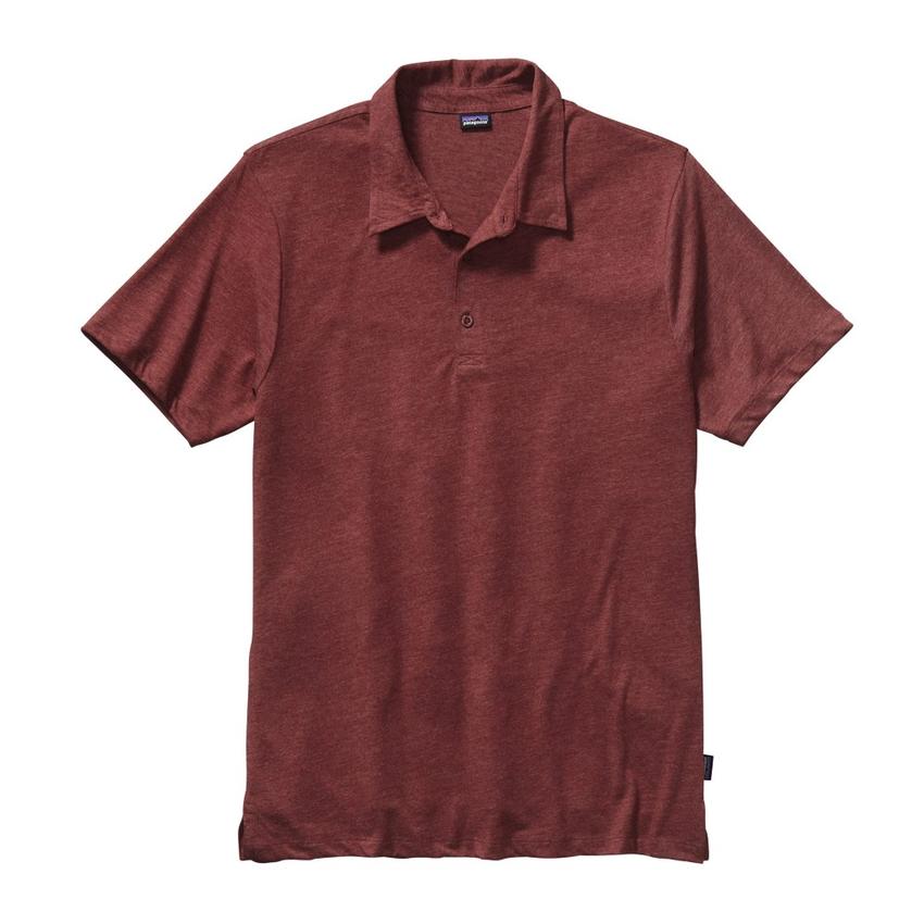 Patagonia Daily Tri-Blend Polo Shirt