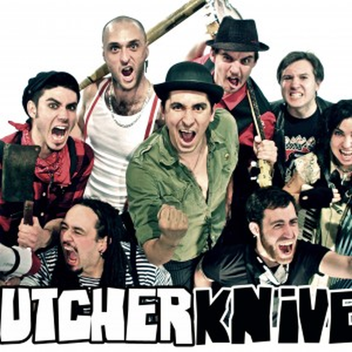 BUTCHER-KNIVES