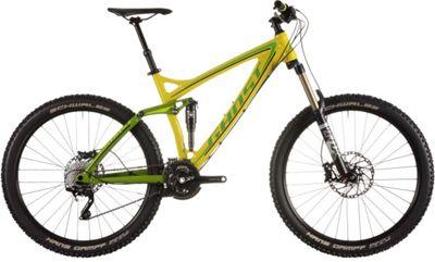 Ghost Cagua 5 Suspension Bike 2015