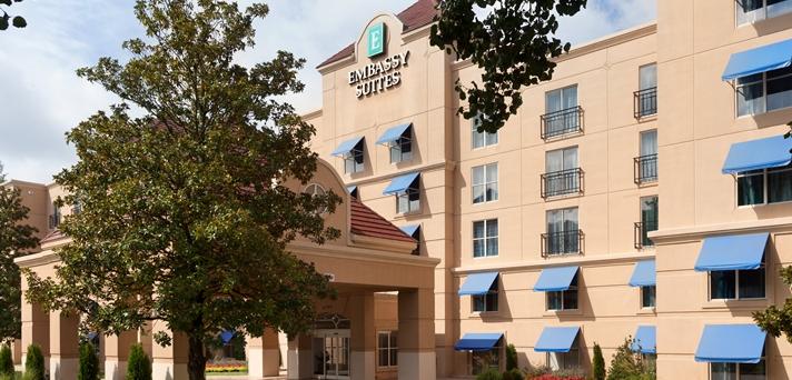 Embassy Suites By Hilton Atlanta Airport