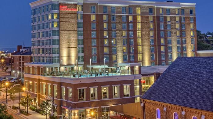 Hilton Garden Inn Nashville Downtown/Convention Center