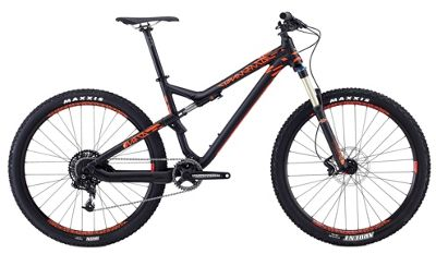 Commencal Meta Trail Origin Suspension Bike 2015