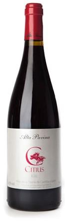 Alta Pavina Pinot Noir Citius 2010