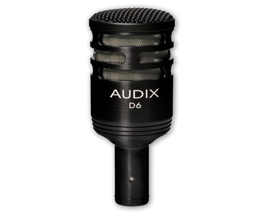 Audix D6 Drum Mic