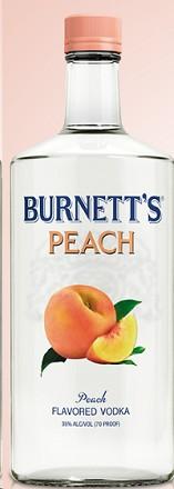 Burnett's Vodka Peach