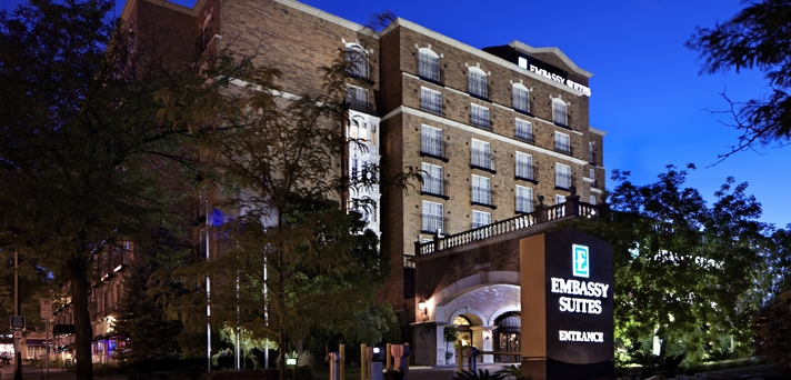 Embassy Suites By Hilton St. Paul Downtown
