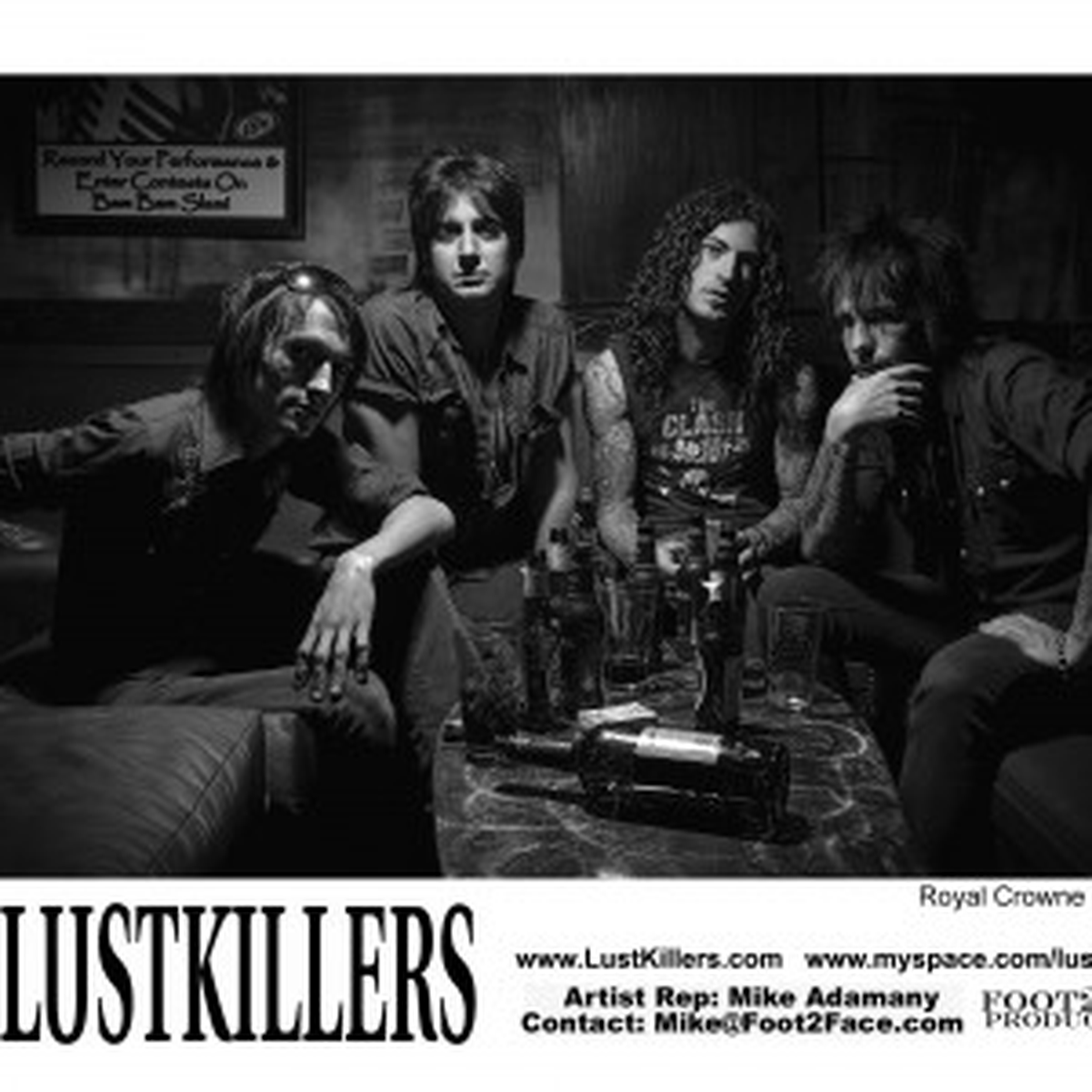 The LustKillers / Foot2Face Productions