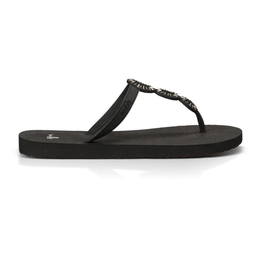 Sanuk Ellipsis Womens Flip Flops