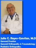 Dr. Julio C. Reyes-Gavilan, MD