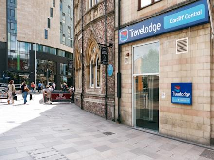 Travelodge: Cardiff Central Hotel