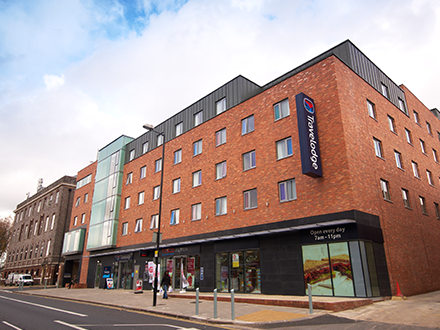 Travelodge: London Cricklewood Hotel