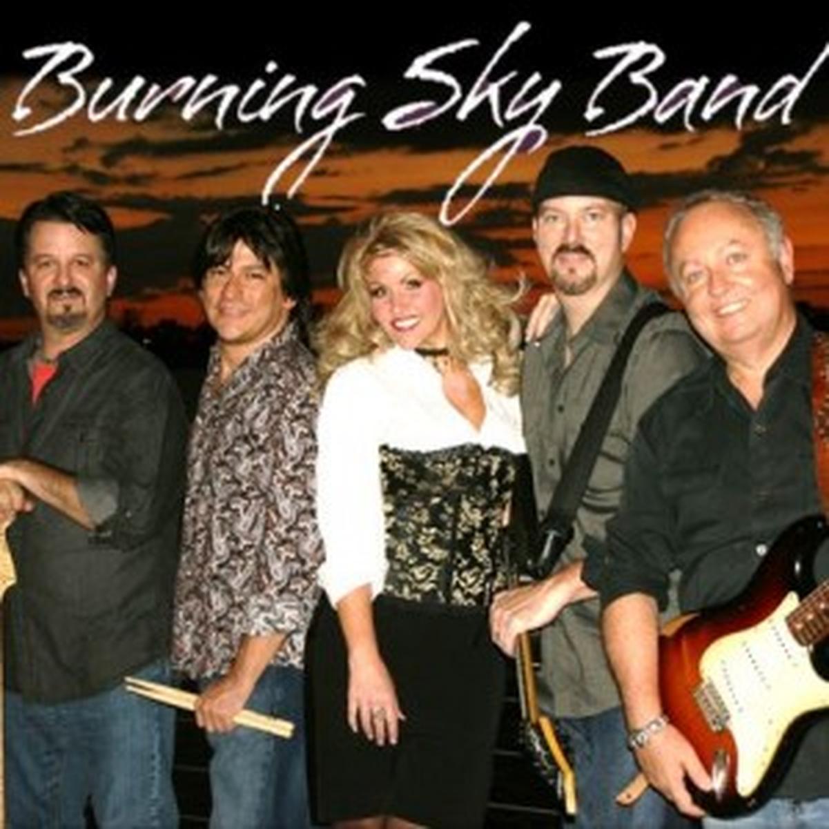 Burning Sky Band