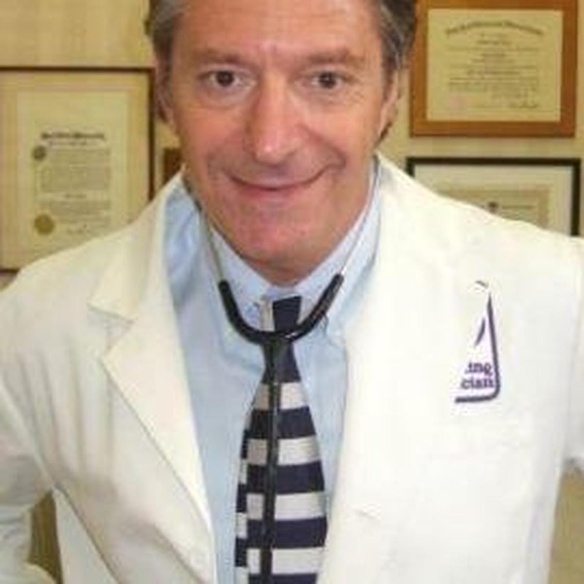 Steven Lamm, M.D.