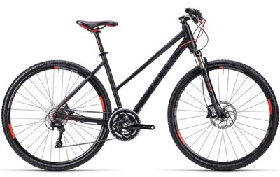 Cube Tonopah Pro City Bike 2015