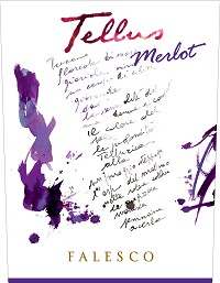 Falesco Merlot Tellus 2013