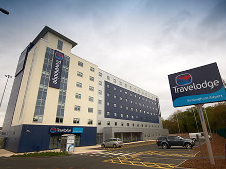Travelodge: Birmingham Airport Hotel