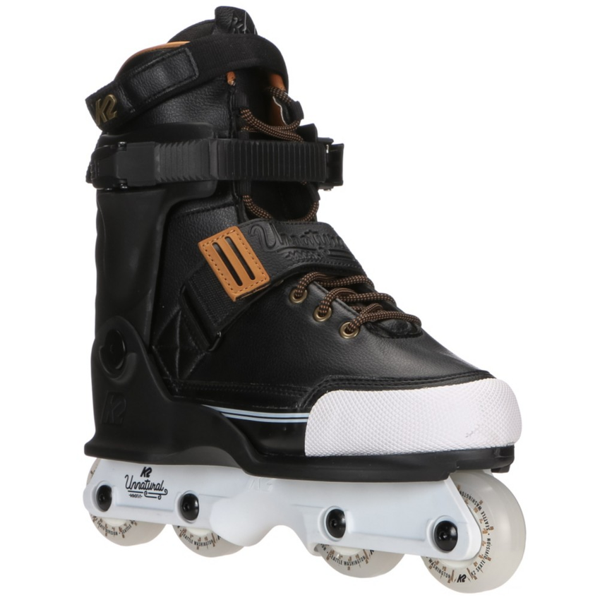 K2 Unnatural Aggressive Skates 2016