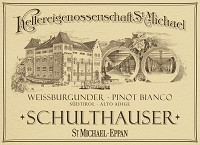 St. Michael-Eppan Pinot Bianco Linea Selezione Schulthauser 2014