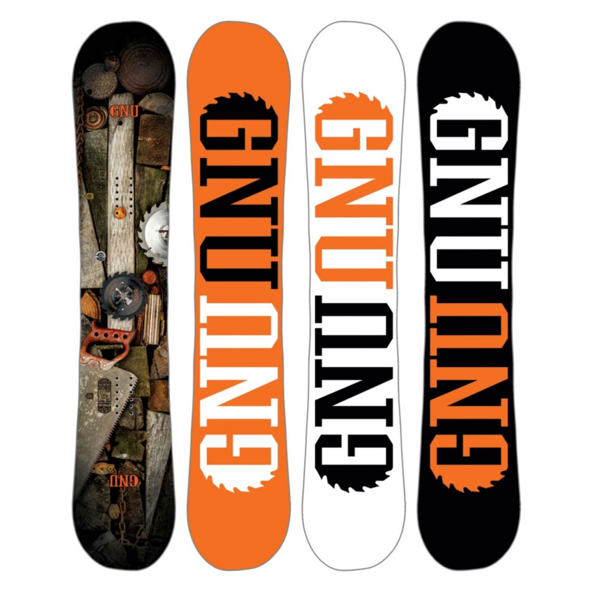 Gnu Riders Choice C2 PBTX Snowboard 2016