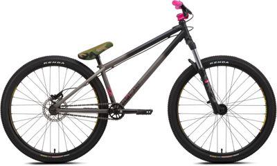 NS Bikes Metropolis 2 Dirt Jump Bike 2016