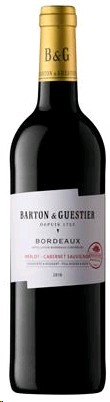 Barton & Guestier Bordeaux Rouge Passeport 2014