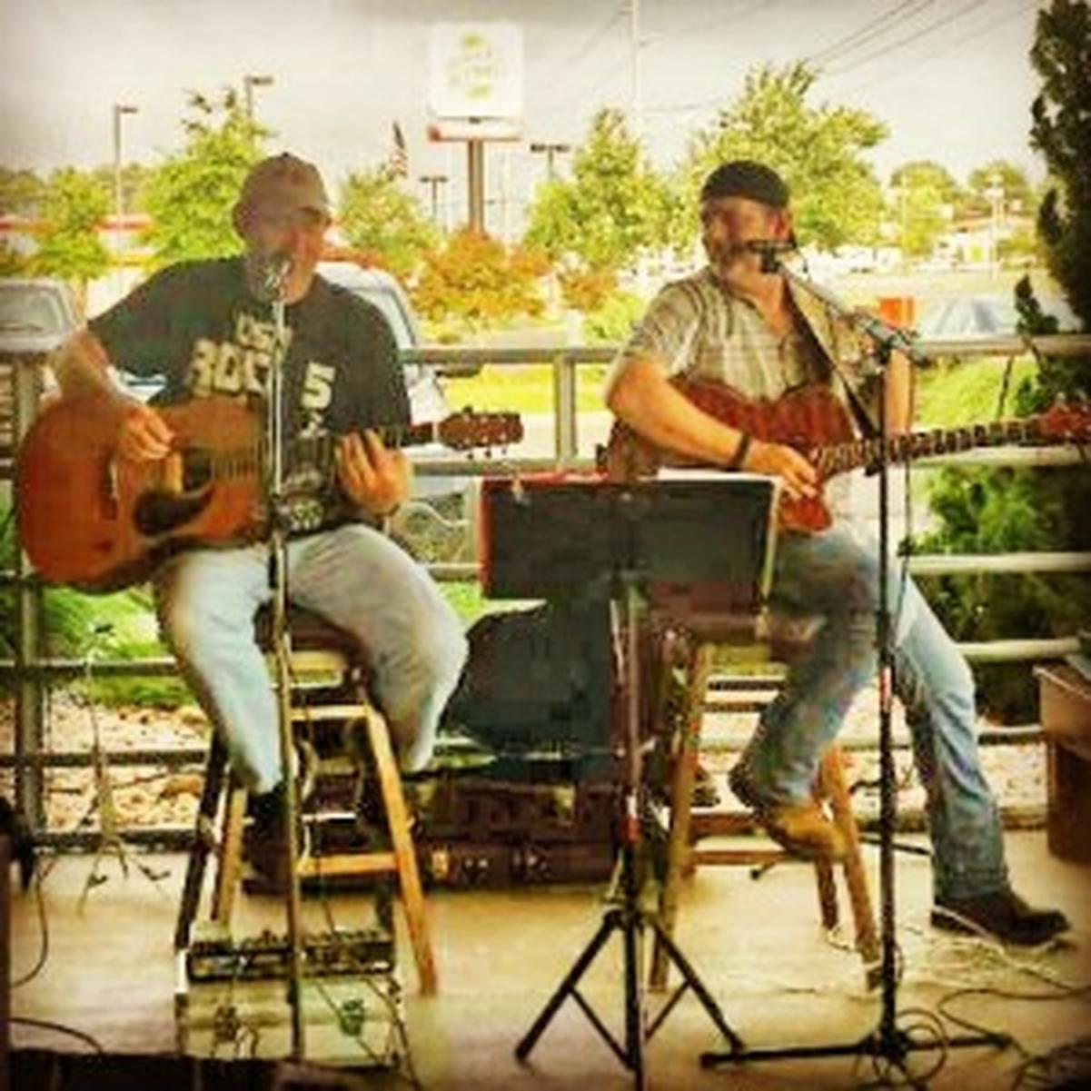 Darren Camp Band / Dos Acousticos