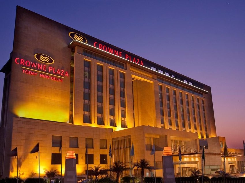 Crowne Plaza New Delhi Okhla