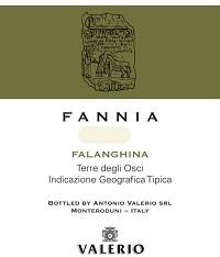 Valerio Falanghina Fannia 2014
