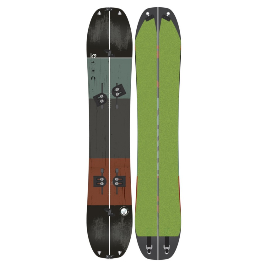 K2 Ultrasplit Package Splitboard 2017