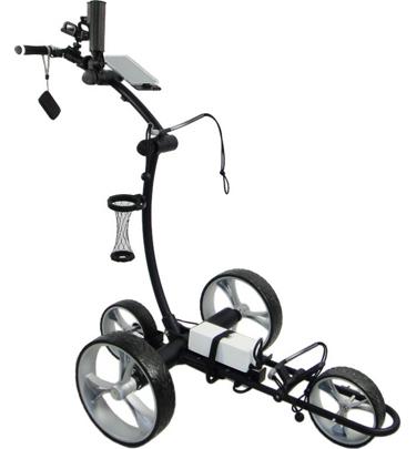 Cart-Tek Gri-1500LiMotorized Trolley