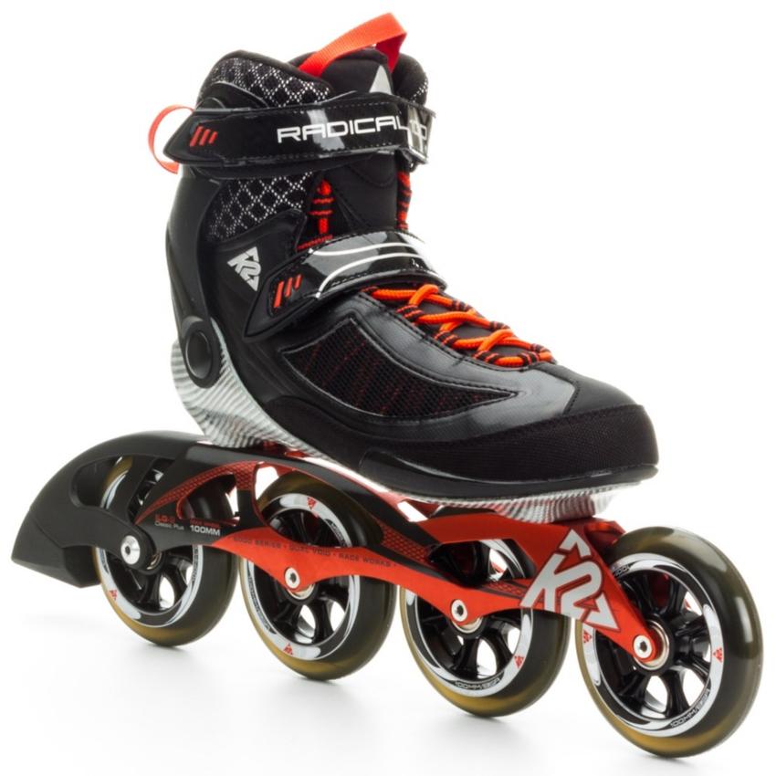 K2 Radical 100 Inline Skates 2016