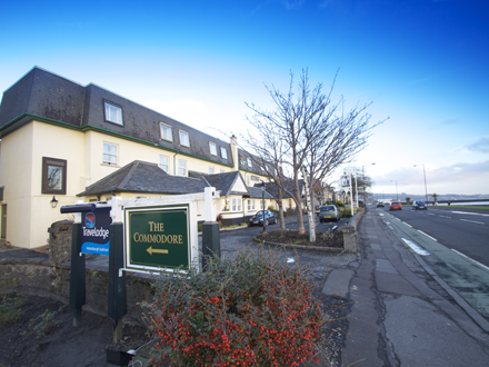 Travelodge: Helensburgh Seafront Hotel