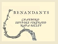 Benandants Charbono Shypoke Vineyard 2013