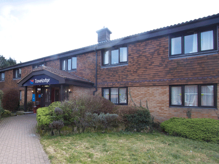 Travelodge: Nuneaton Hotel