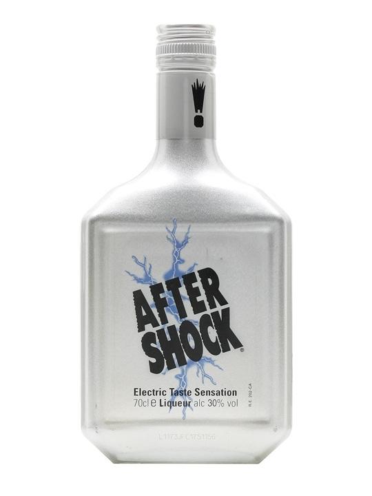 Aftershock Silver Liqueur