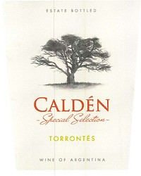 Calden Torrontes Special Selection