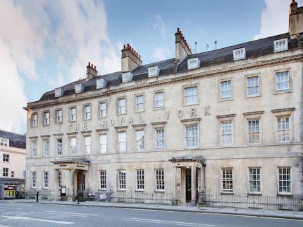 Travelodge: Bath Central Hotel