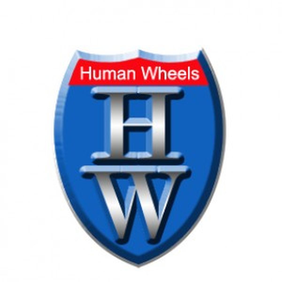Human Wheels