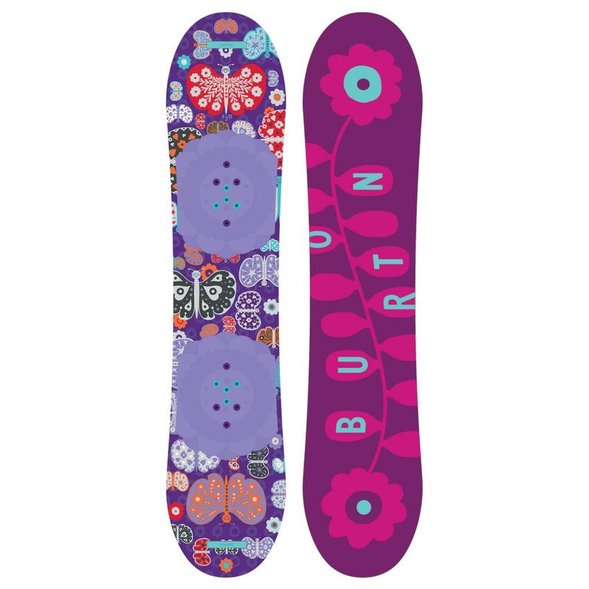 Burton Chicklet Girls Snowboard 2017