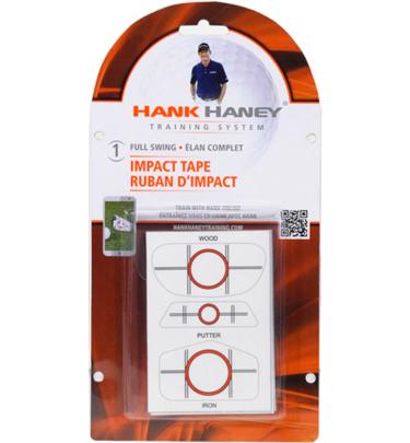 Hank Haney Impact Tape
