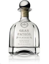 Gran Patron Tequila Silver Platinum