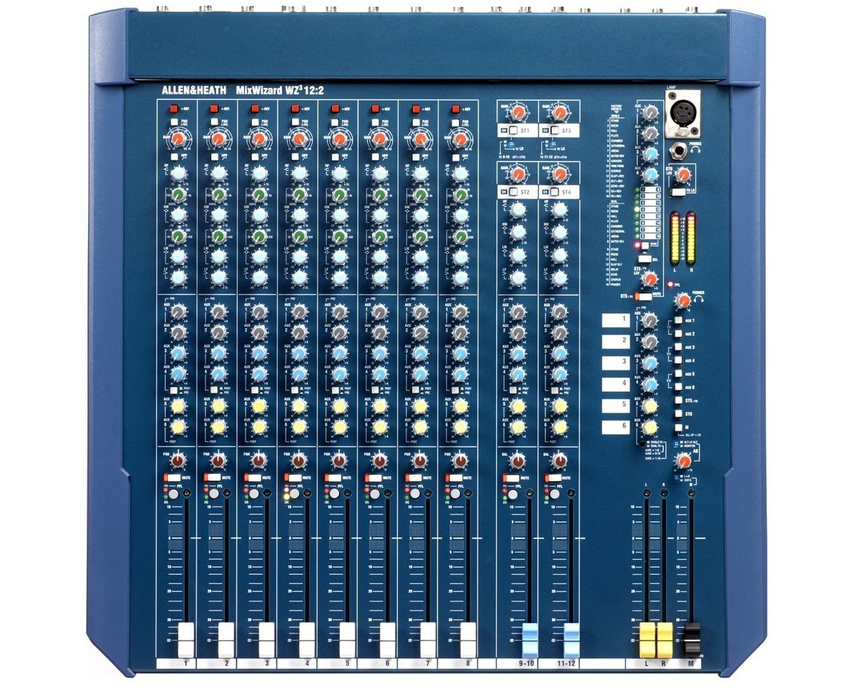 Allen & Heath MixWizard3 WZ3 12:2