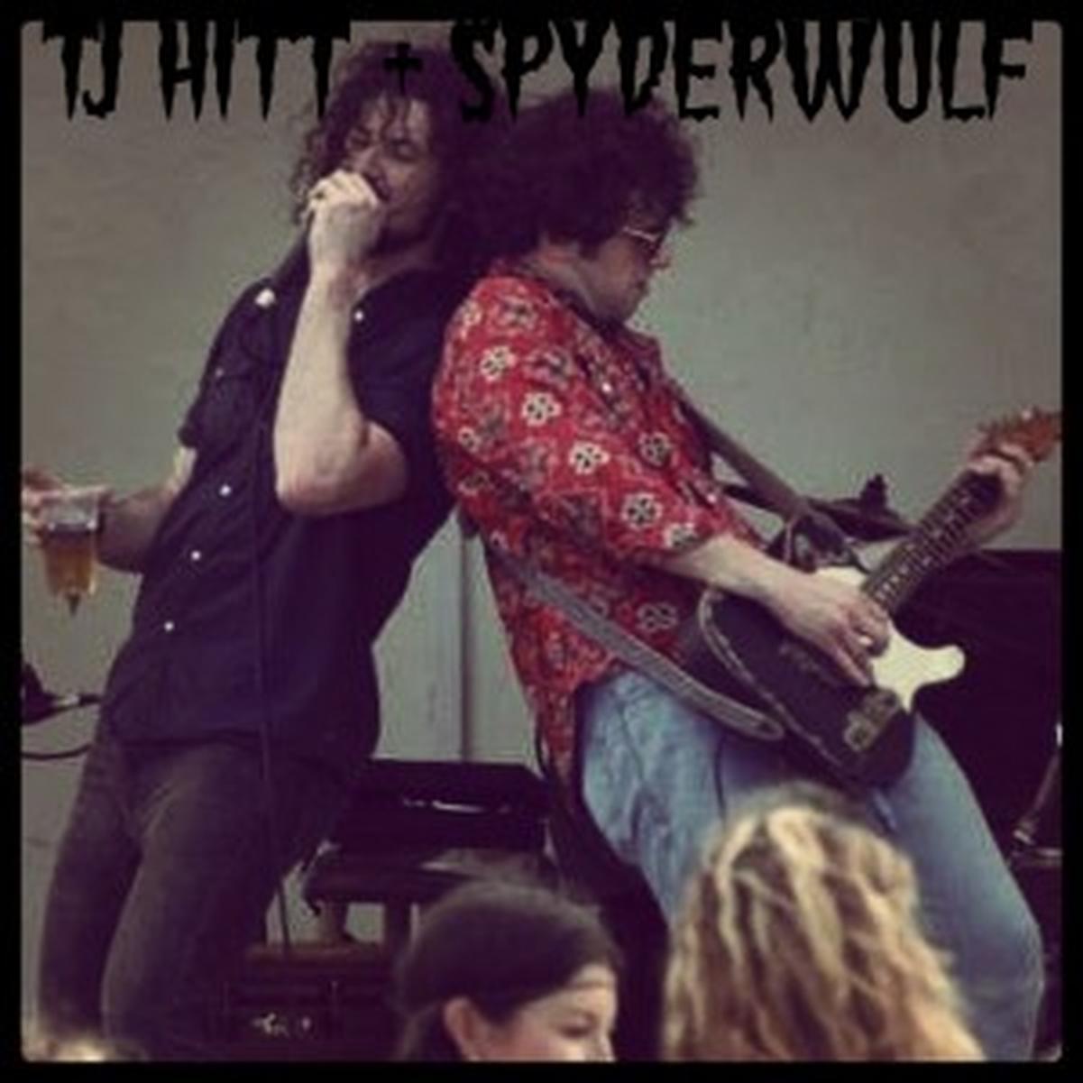 TJ HITT + SPYDERWULF