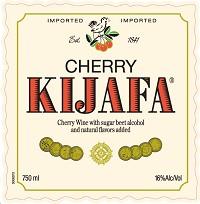Kijafa Cherry Wine