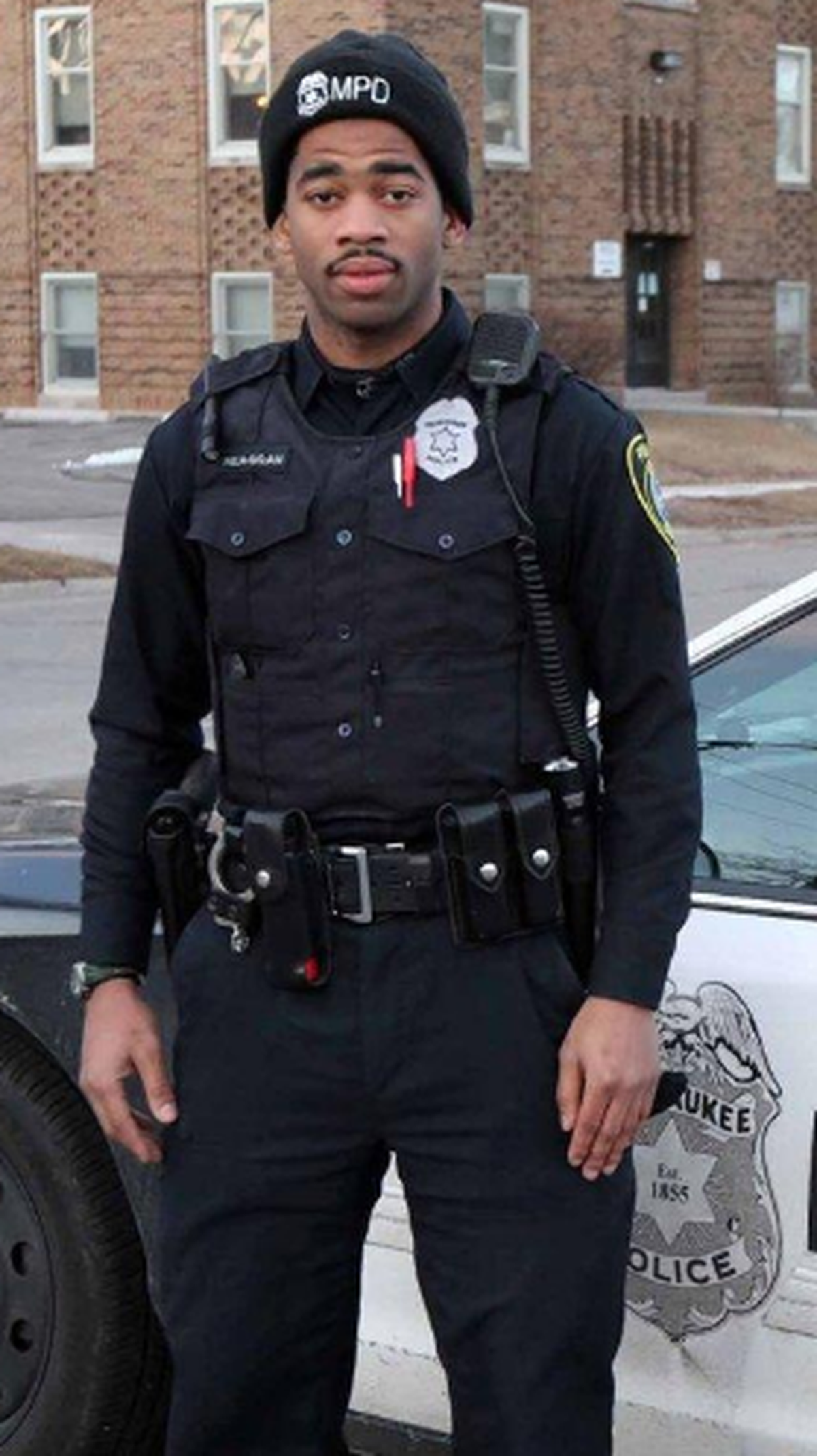 Picture of cop who shot Milwaukee teen released
