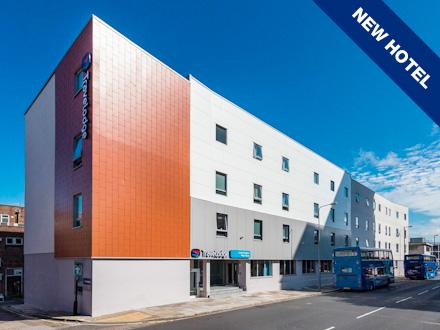 Travelodge: Southampton Central Hotel