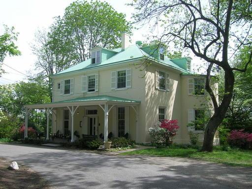 HI Chamounix Mansion