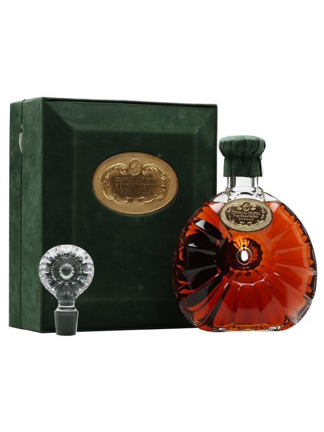 Remy Martin Centaure Cognac Baccarat Crystal Decanter