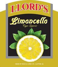 Llord's Liqueur Limoncello