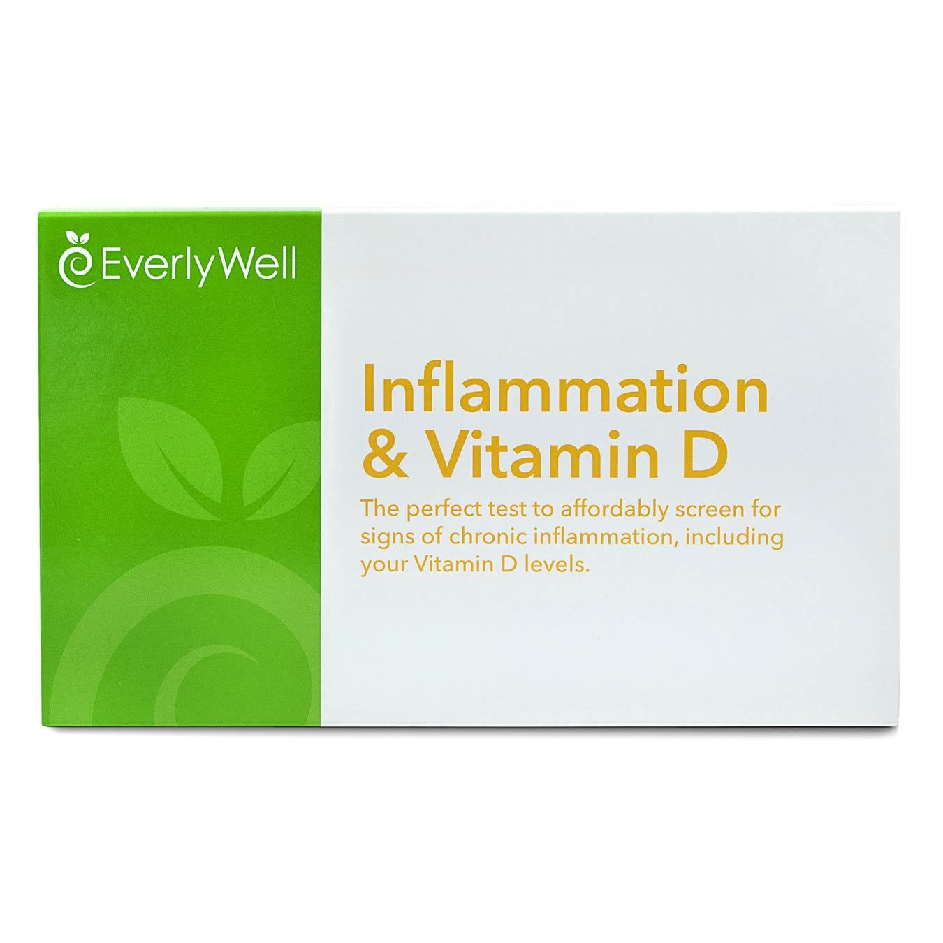 Vitamin D and Inflammation Test